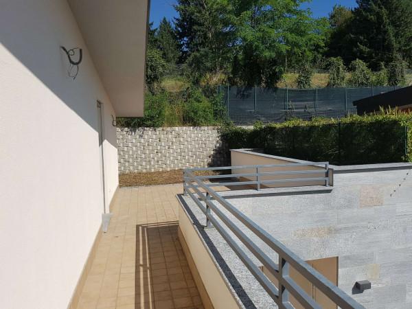 Villa in vendita a Clivio, Con giardino, 220 mq - Foto 41