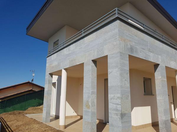 Villa in vendita a Clivio, Con giardino, 220 mq - Foto 37