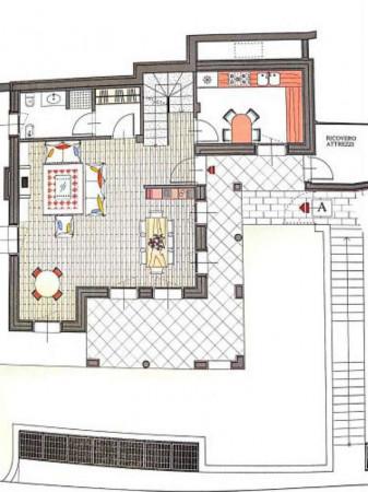 Villa in vendita a Clivio, Con giardino, 220 mq - Foto 3