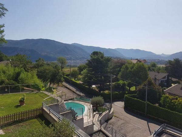 Villa in vendita a Clivio, Con giardino, 220 mq - Foto 42