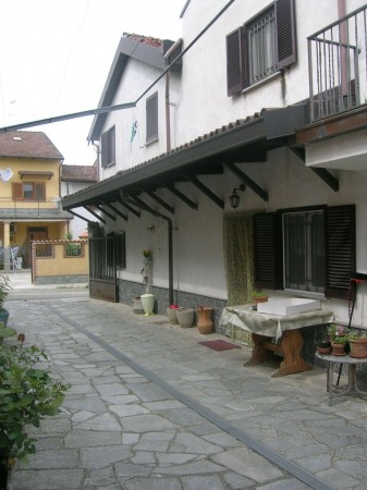 Villetta a schiera in vendita a Casal Cermelli, Casalcermelli, Con giardino, 140 mq - Foto 8