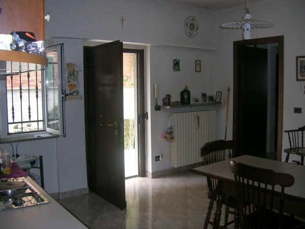 Villetta a schiera in vendita a Casal Cermelli, Casalcermelli, Con giardino, 140 mq - Foto 4