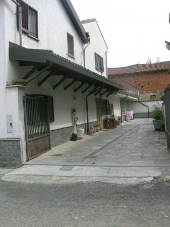 Villetta a schiera in vendita a Casal Cermelli, Casalcermelli, Con giardino, 140 mq - Foto 1