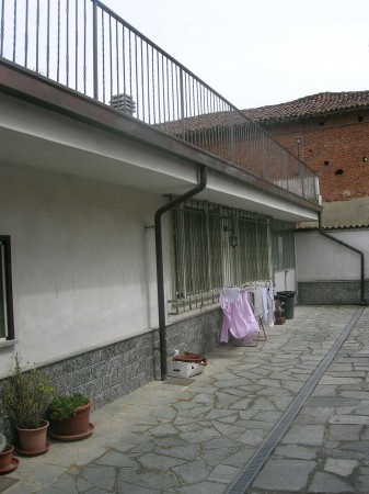 Villetta a schiera in vendita a Casal Cermelli, Casalcermelli, Con giardino, 140 mq - Foto 9