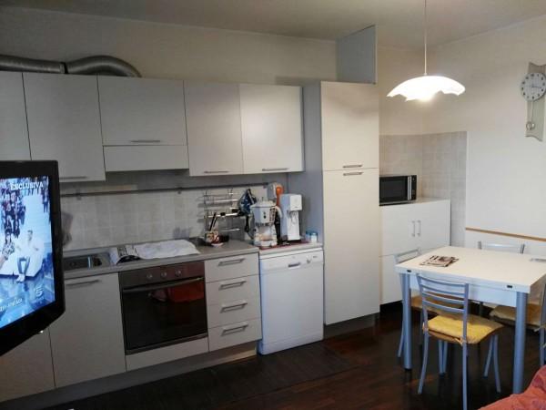 Appartamento in affitto a Mesero, Residenziale, Arredato, con giardino, 55 mq