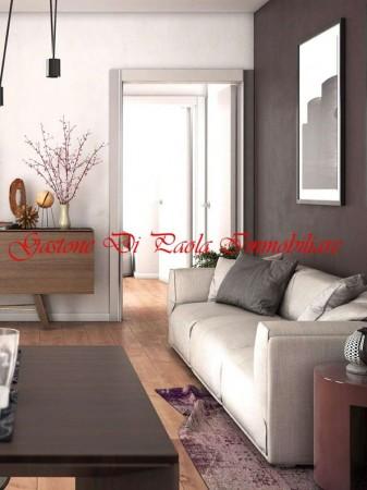 Appartamento in vendita a Milano, Precotto, Con giardino, 104 mq