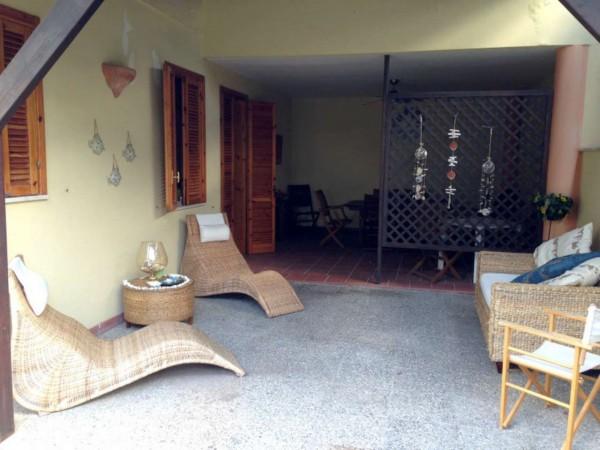 Villetta a schiera in vendita a Melendugno, Torre Dell'orso, Con giardino, 110 mq