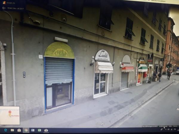 Negozio in affitto a Genova, Sampierdarena
