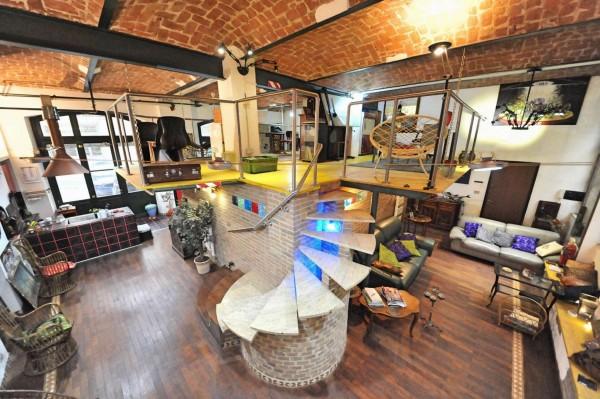 Appartamento in vendita a Torino, San Donato, 186 mq