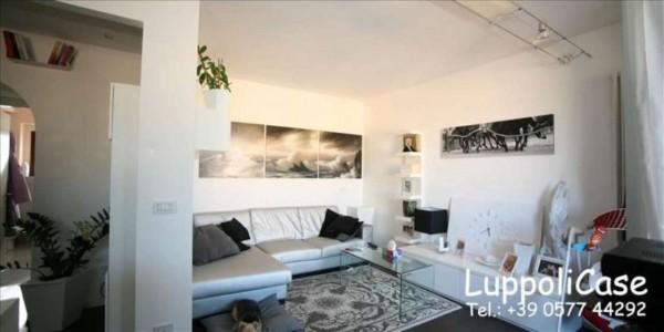 Appartamento in vendita a Castelnuovo Berardenga, Con giardino, 60 mq