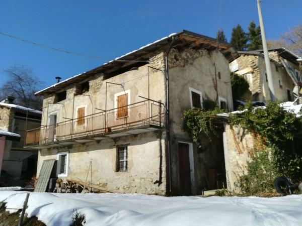 Casa indipendente in vendita a Roburent, Alta, Con giardino, 100 mq