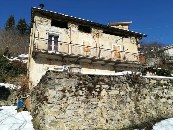 Casa indipendente in vendita a Roburent, Alta, Con giardino, 100 mq - Foto 11