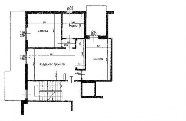 Appartamento in vendita a Orbassano, Con giardino, 80 mq - Foto 4