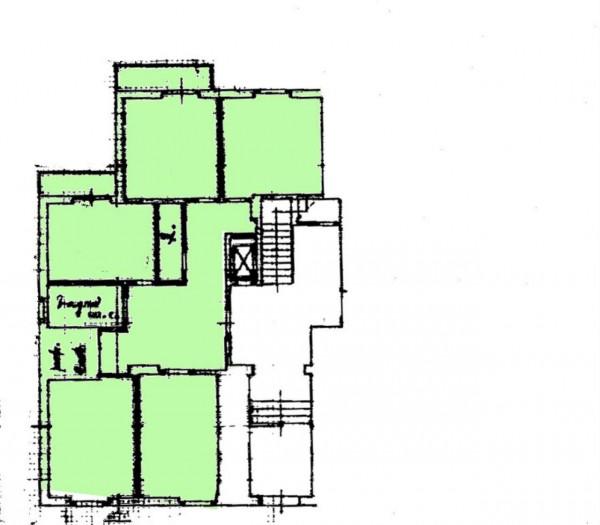 Appartamento in vendita a Firenze, San Jacopino, 103 mq