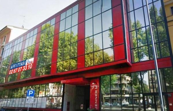 Ufficio in affitto a Milano, Stazione Garibaldi, 235 mq