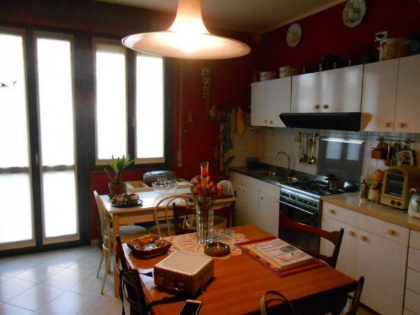 Appartamento in vendita a Monte Cremasco, Residenziale, Con giardino, 101 mq