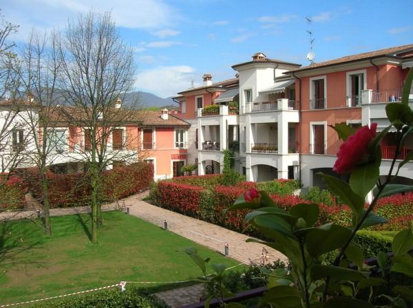 Appartamento in vendita a Concesio, Con giardino, 100 mq