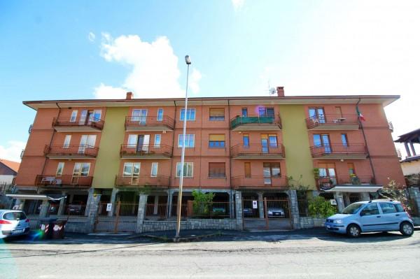Appartamento in vendita a Alpignano, Centro, Con giardino, 105 mq
