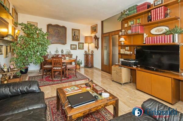 Appartamento in vendita a Milano, Con giardino, 160 mq - Foto 32