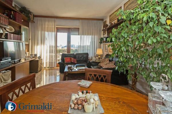 Appartamento in vendita a Milano, Con giardino, 160 mq - Foto 10