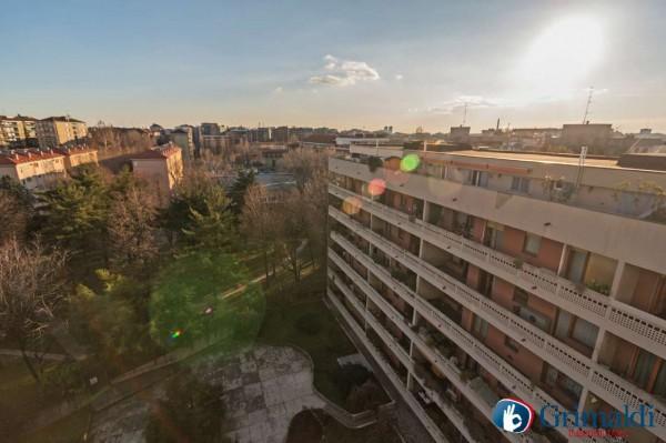 Appartamento in vendita a Milano, Con giardino, 160 mq - Foto 28