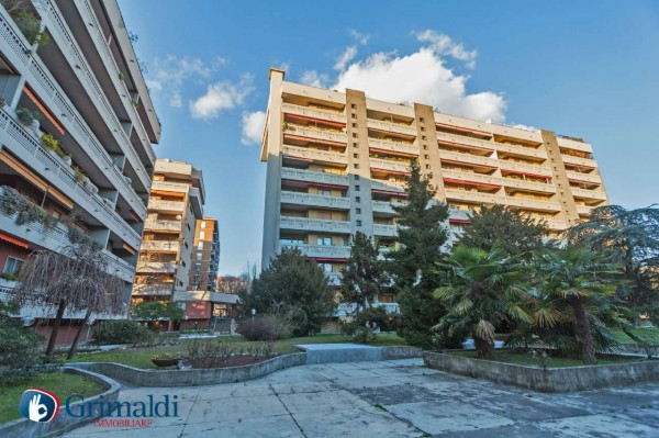 Appartamento in vendita a Milano, Con giardino, 160 mq - Foto 12