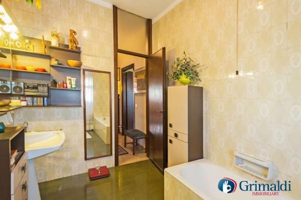 Appartamento in vendita a Milano, Con giardino, 160 mq - Foto 18