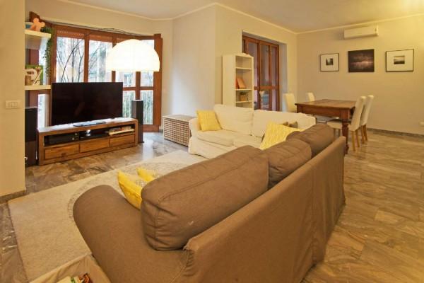 Appartamento in vendita a Milano, Con giardino, 175 mq - Foto 11