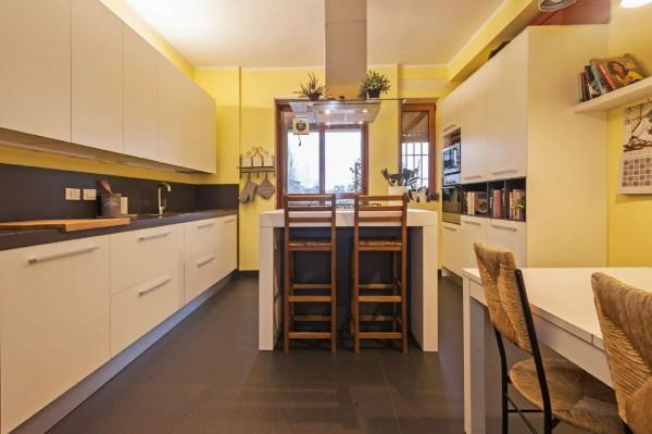 Appartamento in vendita a Milano, Con giardino, 175 mq - Foto 4