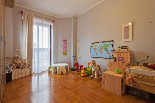 Appartamento in vendita a Milano, Con giardino, 175 mq - Foto 9