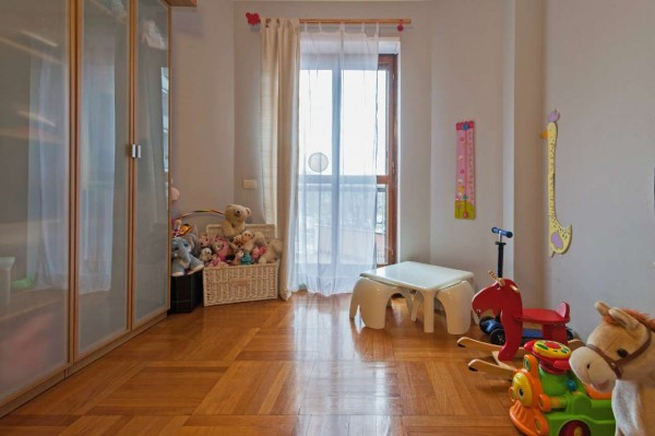 Appartamento in vendita a Milano, Con giardino, 175 mq - Foto 34