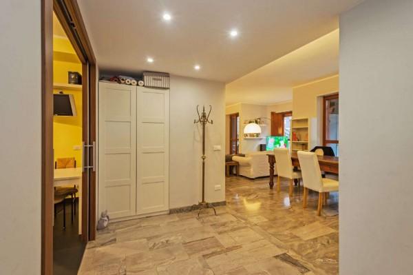 Appartamento in vendita a Milano, Con giardino, 175 mq - Foto 42