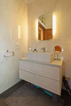 Appartamento in vendita a Milano, Con giardino, 175 mq - Foto 22
