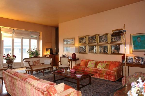 Appartamento in vendita a Torino, Centro - Parco Valentino, 310 mq