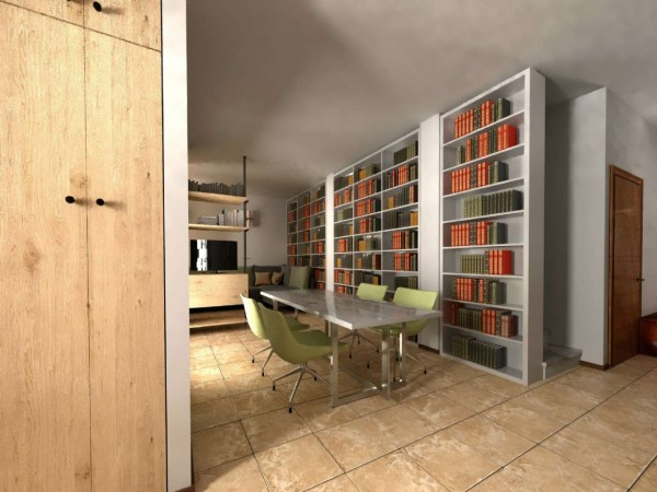 Appartamento in vendita a Corbetta, Corbetta, 155 mq - Foto 3