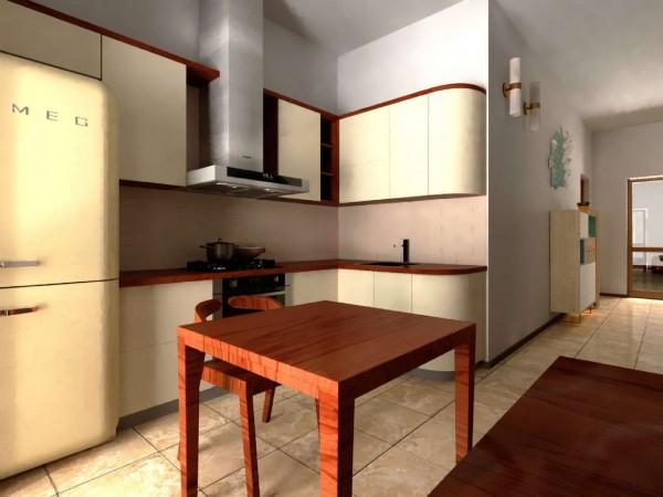 Appartamento in vendita a Corbetta, Corbetta, 155 mq - Foto 2