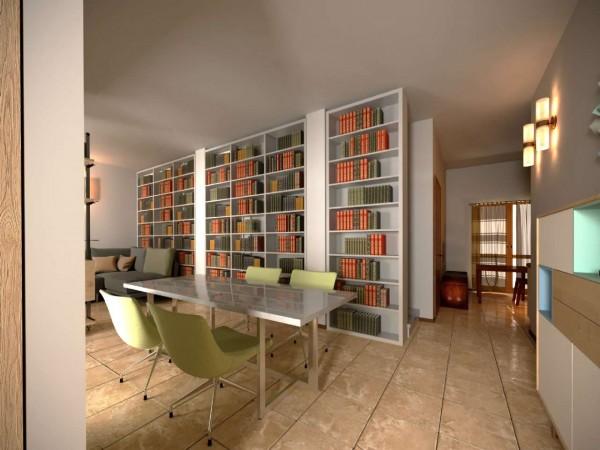 Appartamento in vendita a Corbetta, Corbetta, 148 mq