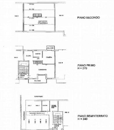 Appartamento in vendita a Corbetta, Corbetta, 148 mq - Foto 15