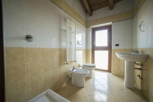 Villetta a schiera in vendita a Corbetta, Corbetta, Con giardino, 240 mq - Foto 55