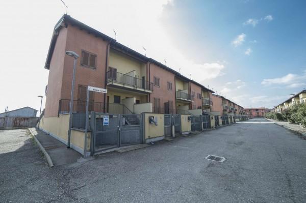 Villetta a schiera in vendita a Corbetta, Corbetta, Con giardino, 240 mq - Foto 38