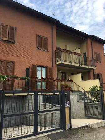 Villetta a schiera in vendita a Corbetta, Corbetta, Con giardino, 240 mq - Foto 14