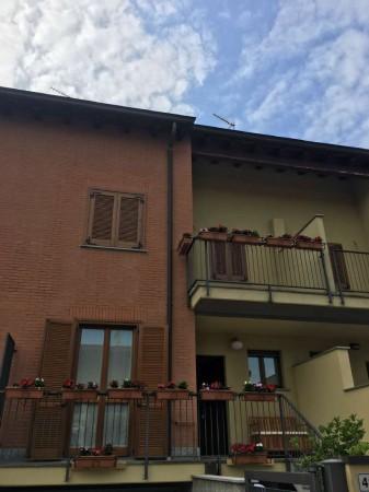 Villetta a schiera in vendita a Corbetta, Corbetta, Con giardino, 240 mq - Foto 11