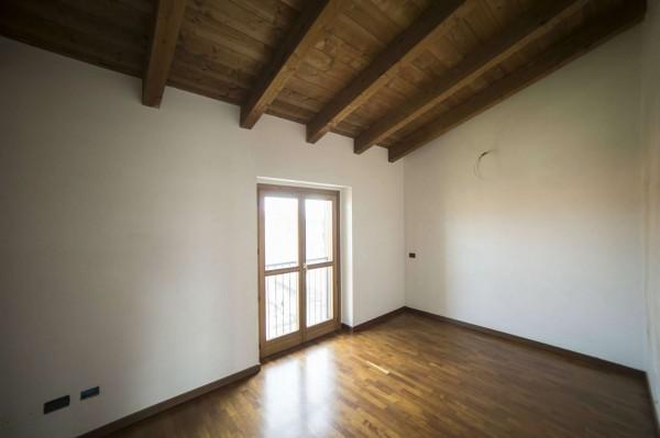 Villetta a schiera in vendita a Corbetta, Corbetta, Con giardino, 240 mq - Foto 46