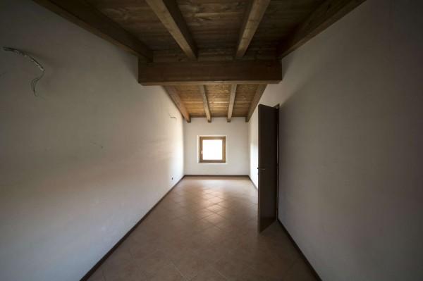 Villetta a schiera in vendita a Corbetta, Corbetta, Con giardino, 240 mq - Foto 28