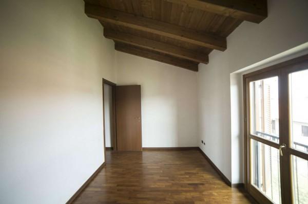 Villetta a schiera in vendita a Corbetta, Corbetta, Con giardino, 192 mq - Foto 24
