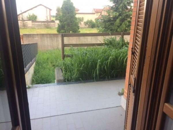 Villetta a schiera in vendita a Albairate, Corbetta - Battuello, Con giardino, 240 mq - Foto 23