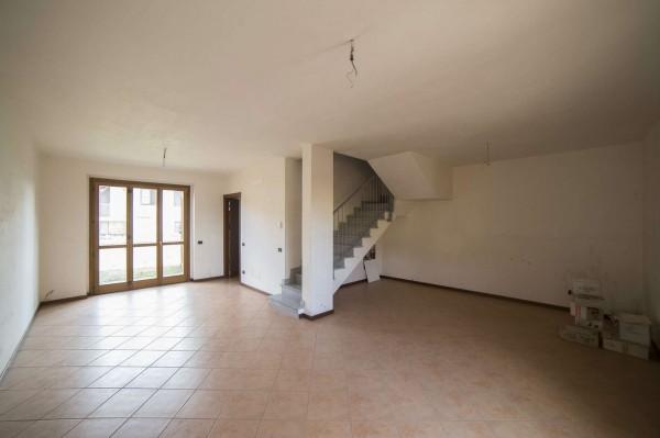 Villetta a schiera in vendita a Corbetta, Corbetta, Con giardino, 192 mq - Foto 26