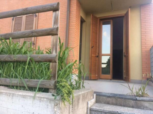 Villetta a schiera in vendita a Albairate, Corbetta - Battuello, Con giardino, 240 mq - Foto 22