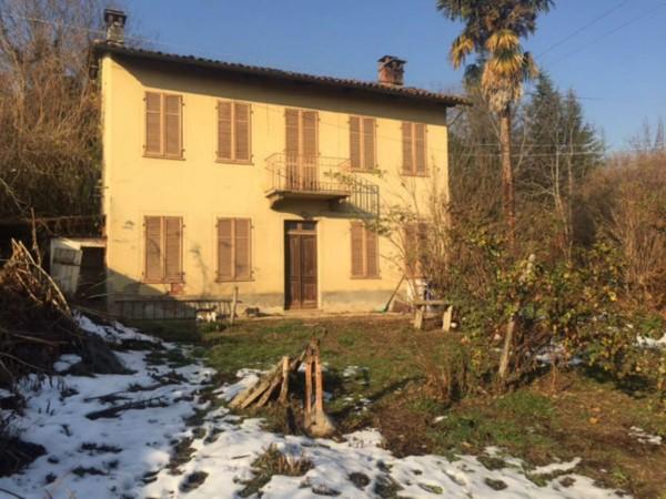 Villa in vendita a Pecetto Torinese, Con giardino, 165 mq