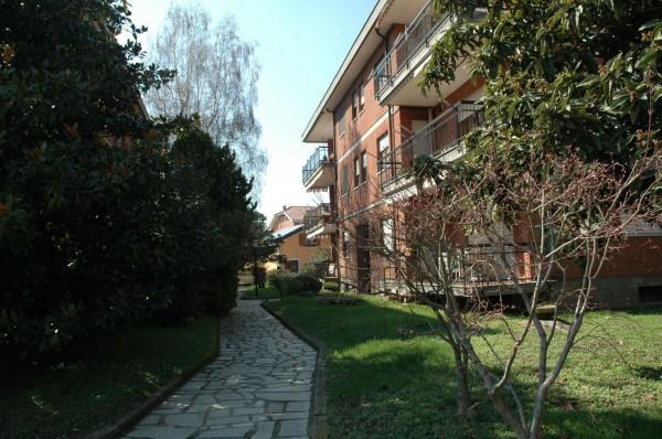 Appartamento in vendita a Alpignano, Semicentro, Con giardino, 145 mq - Foto 16